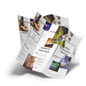THE PRINT BOX - Offset Brochure Printing