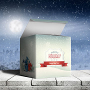 THE PRINT BOX - Cube Boxes