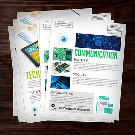 Sell Sheets Marketing Printing in Tarzana, Pasadena, and Los Angeles