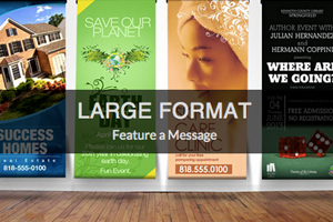 Large Printing Format