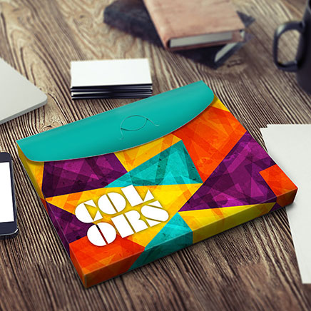 THE PRINT BOX - Sales Presentation Boxes