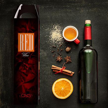 THE PRINT BOX - Wine Boxes