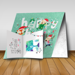 Seasonal Custom Greeting Cards Printing