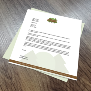 Letterheads Printing in Los Angeles